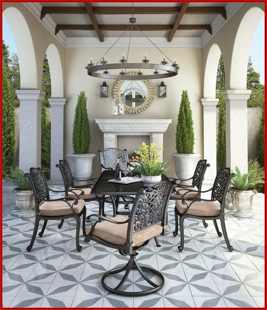 Ashley Furniture Patio Dining Sets