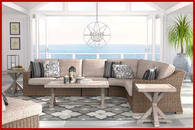 Ashley Loughran Patio Furniture