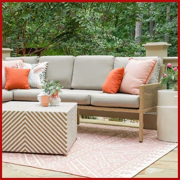 Assembled Patio Furniture Sets