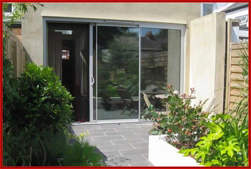 Automatic Patio Door Closer
