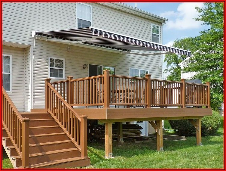 Awnings For Decks And Patios