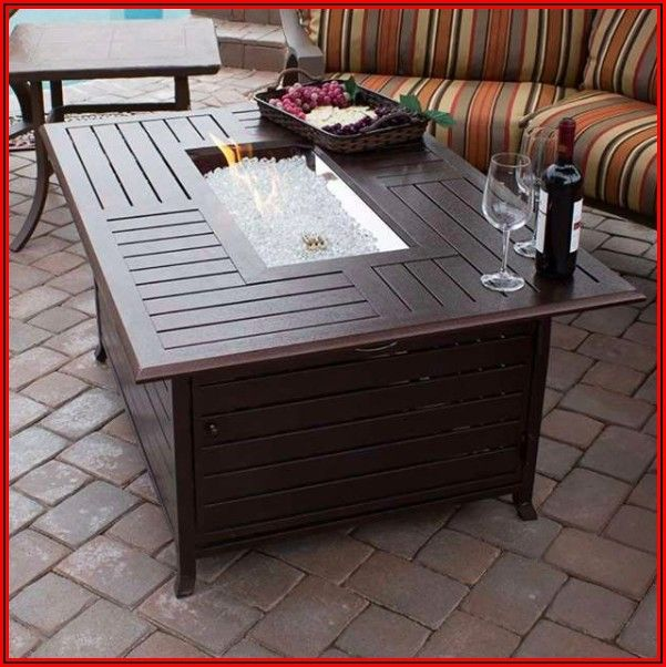Az Patio Fire Pit Table
