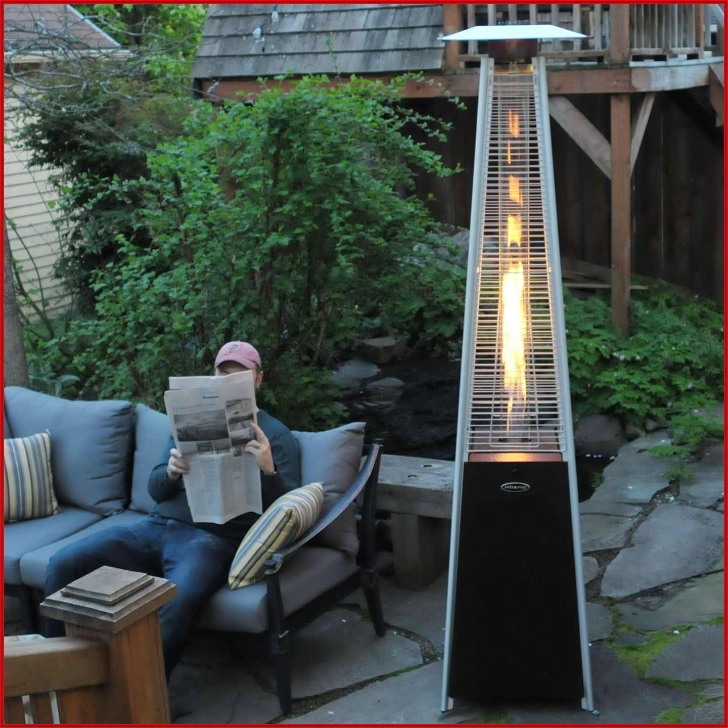 Az Patio Heater Glass Tube Replacement