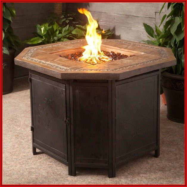 Az Patio Heaters Fire Pit Glass