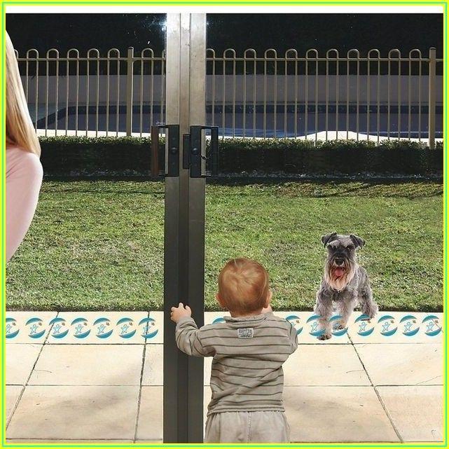 Baby Proof Sliding Patio Door