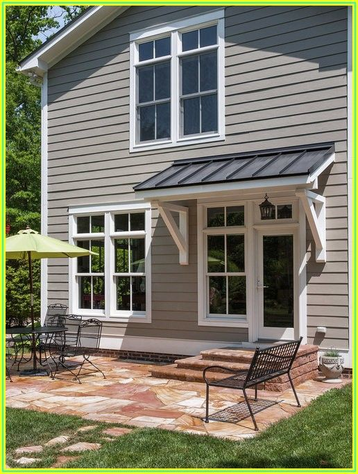 Back Patio Awning Ideas