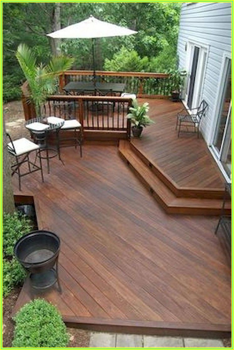 Back Patio Floor Ideas