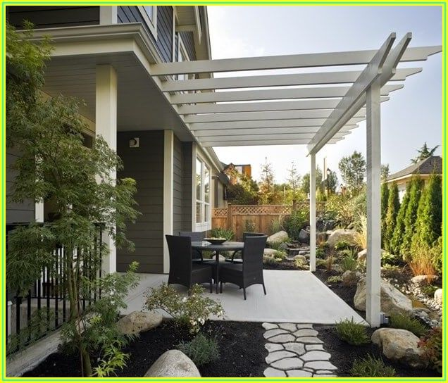 Back Patio Porch Designs