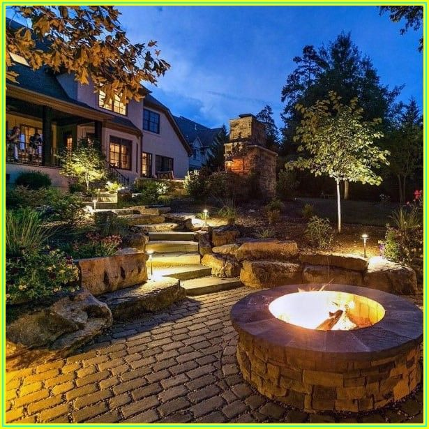 Back Yard Paver Patio Ideas