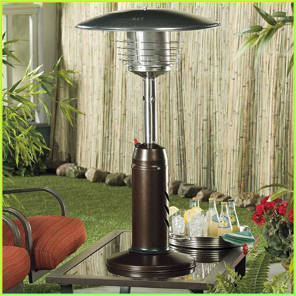 Backyard Creations Patio Heater Assembly