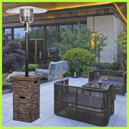 Backyard Creations Patio Heater