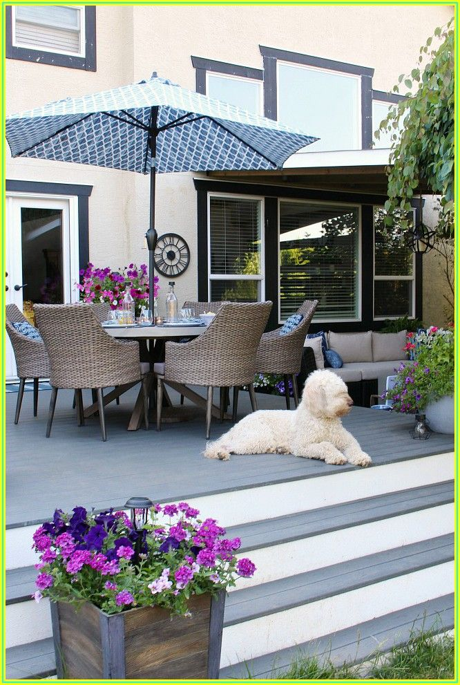 Backyard Patio Decorating Ideas