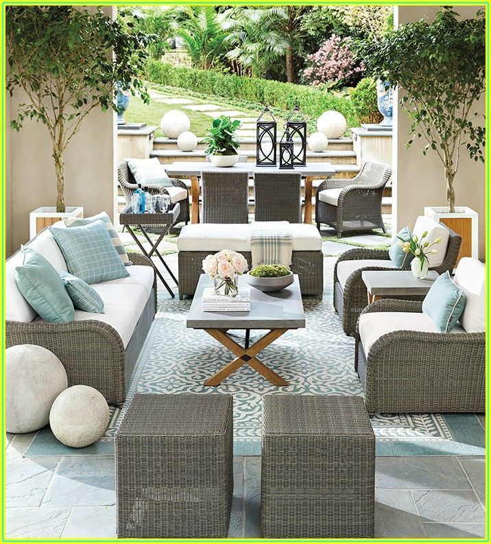 Ballard Designs Patio Furniture