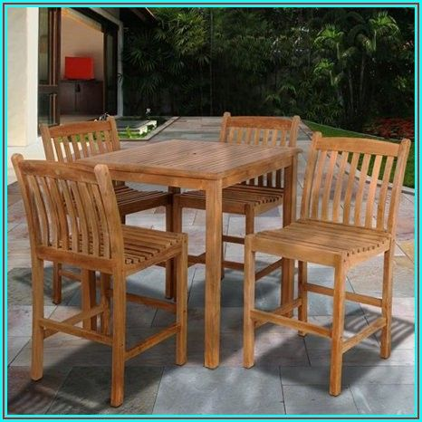 Bar Height Patio Furniture Walmart