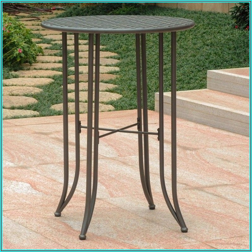 Bar Height Patio Table Only