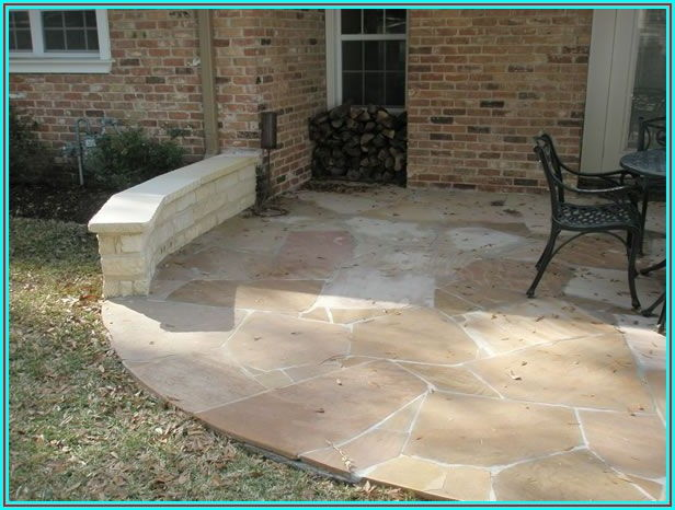 Base For Stone Patio