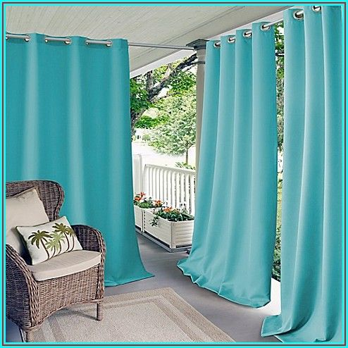 Bed Bath And Beyond Patio Door Curtains