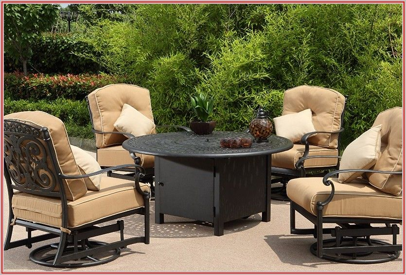 Beka Cast Aluminum Patio Furniture