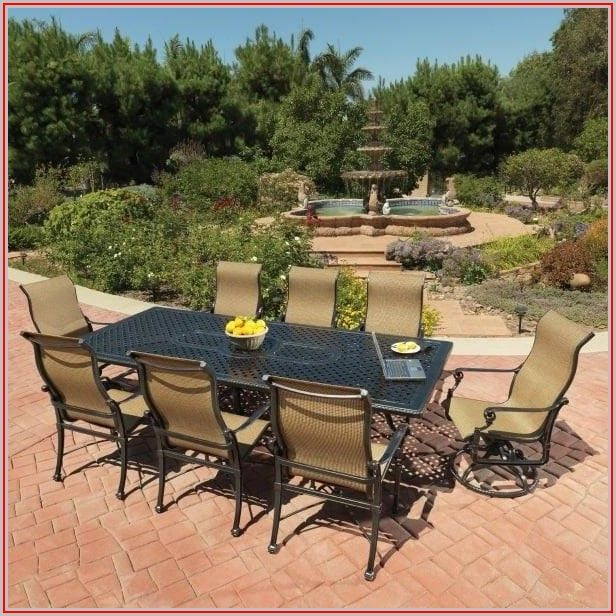 Bel Air Patio Furniture