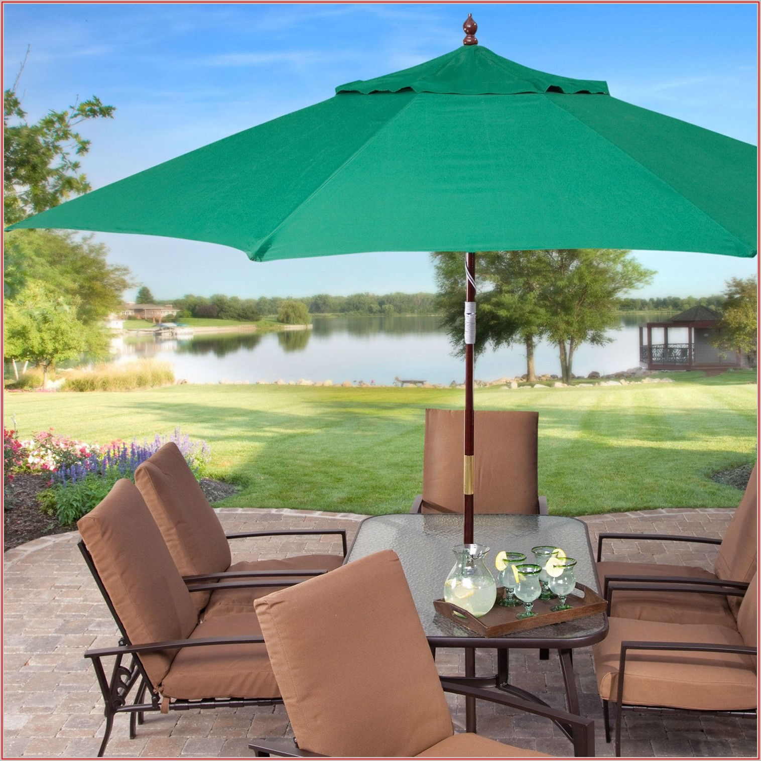 Best 11 Foot Patio Umbrella