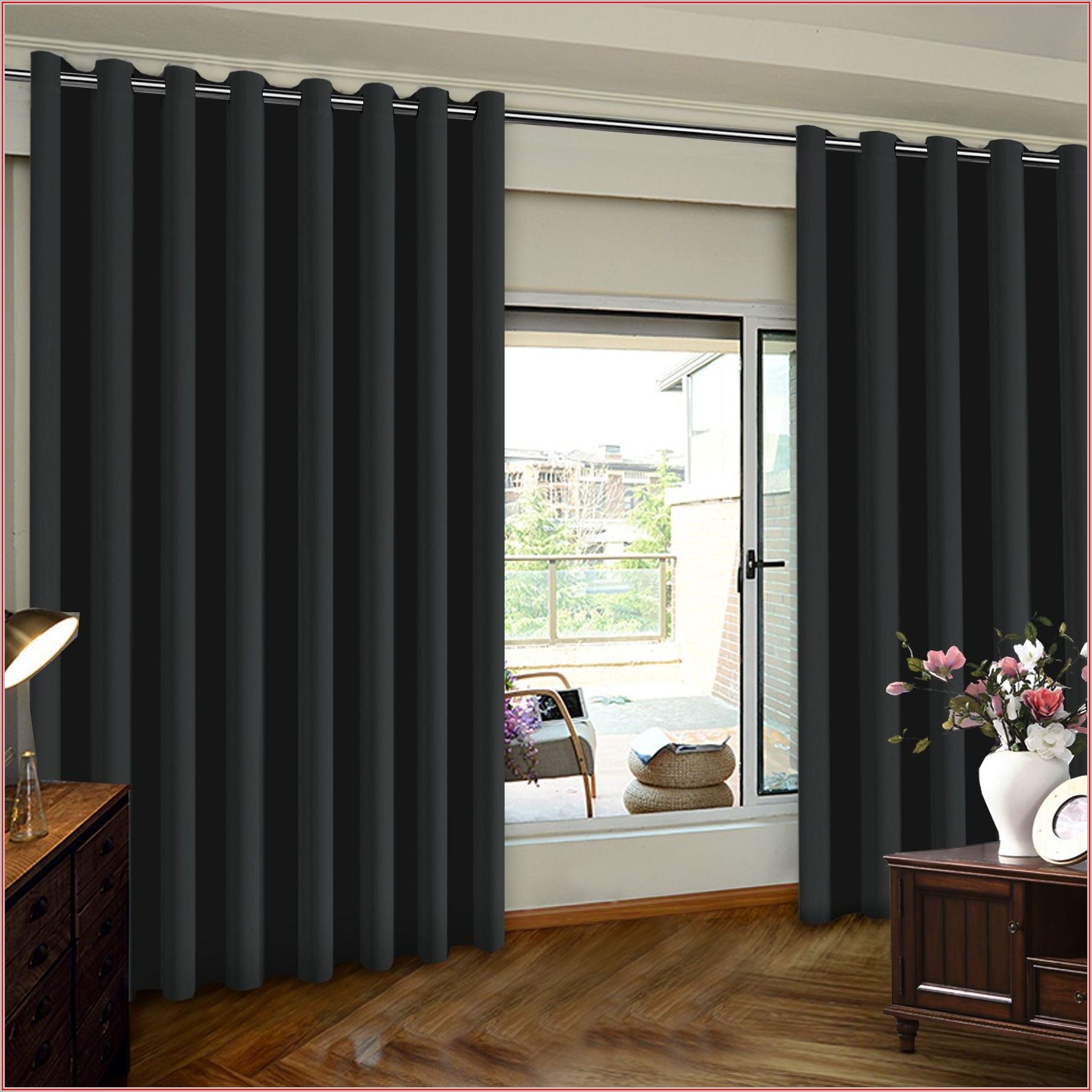 Best Blackout Patio Door Curtains
