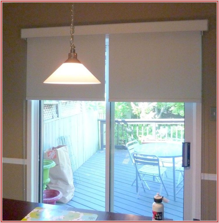 Best Blinds For Patio Sliding Doors