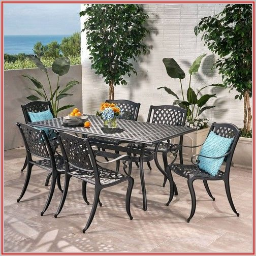 Best Cleaner For Cast Aluminum Patio Furniture