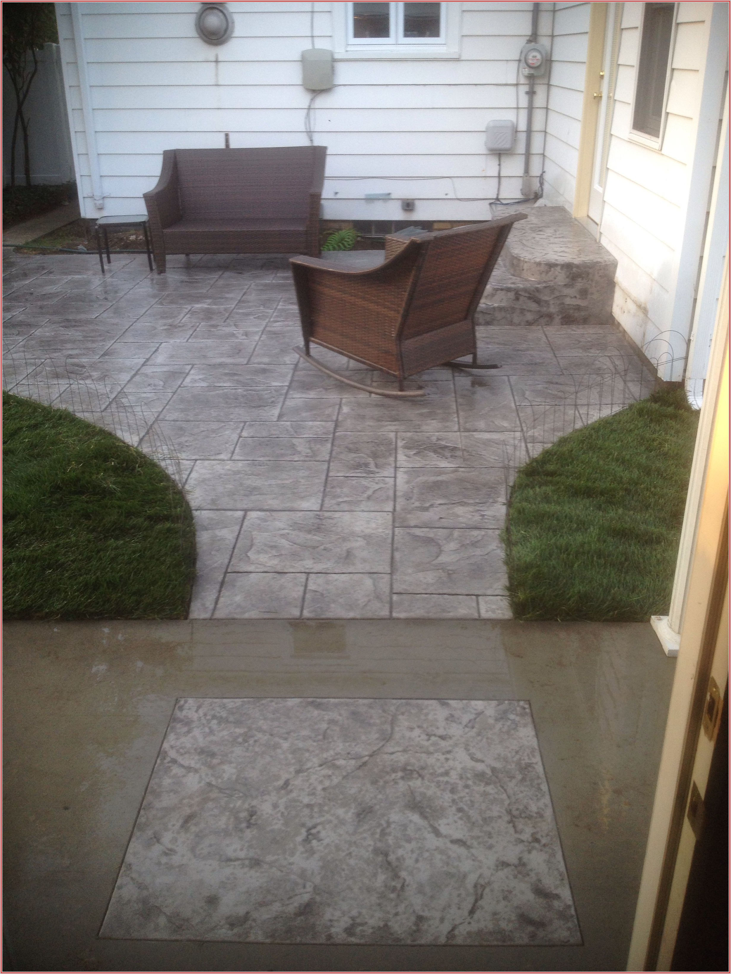 Best Concrete For Patio