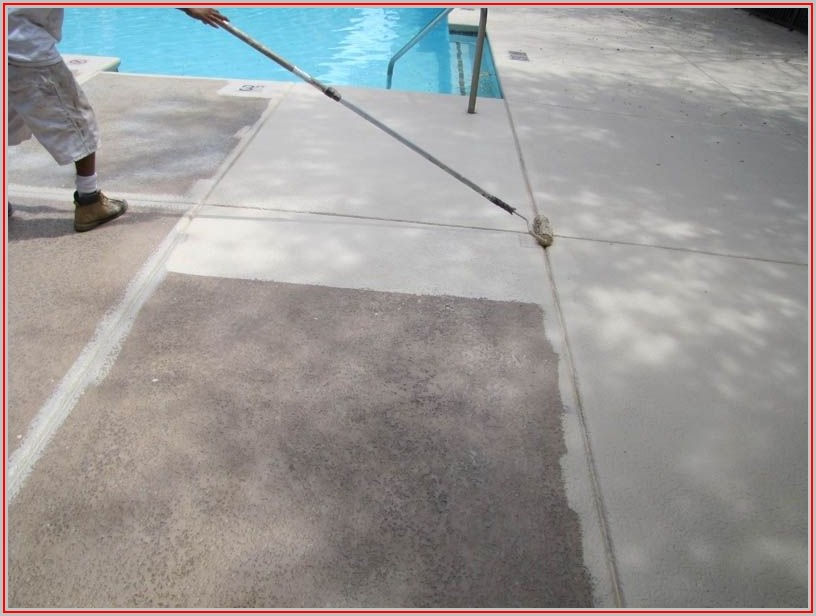 Best Concrete Patio Coating