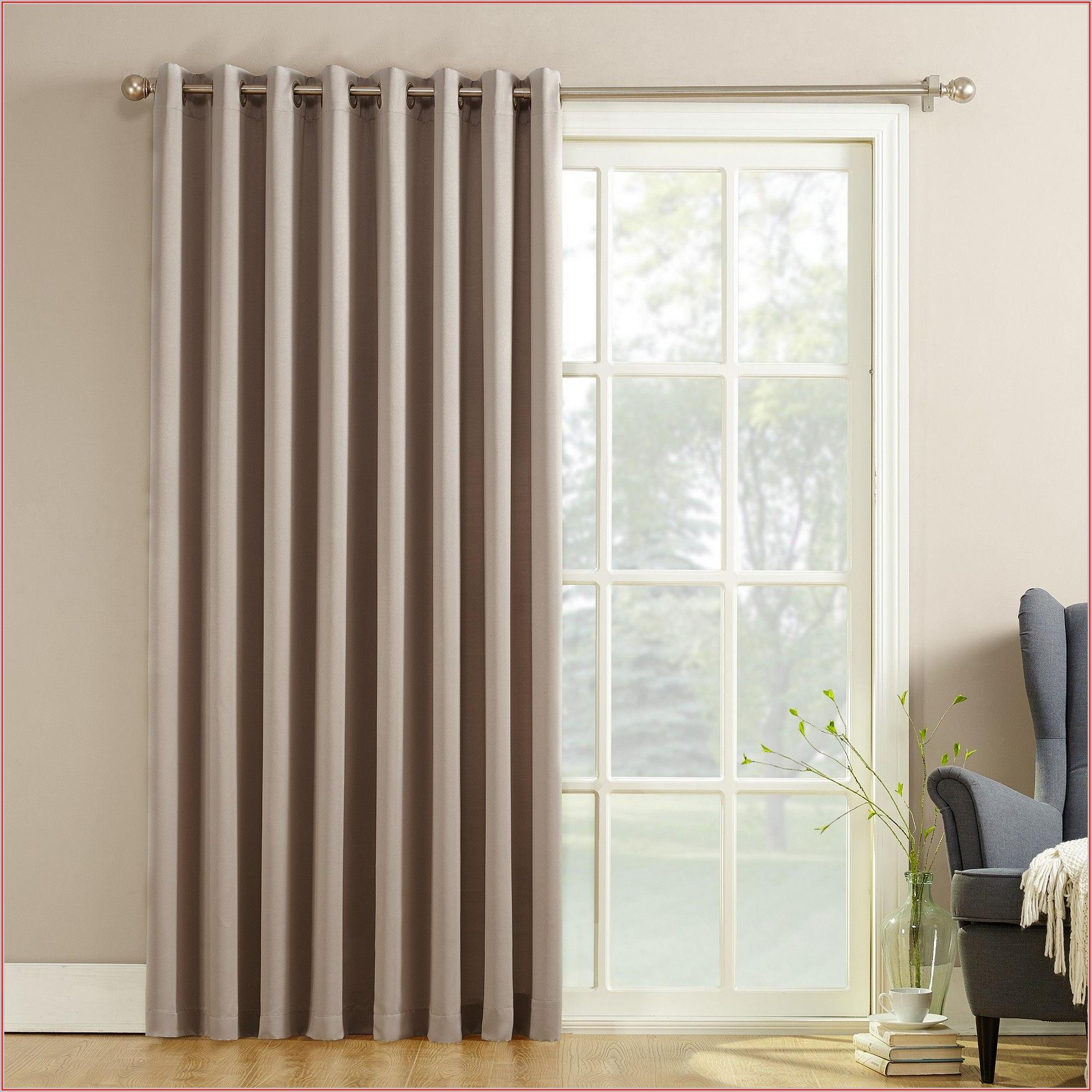 Best Curtain Rods For Patio Doors