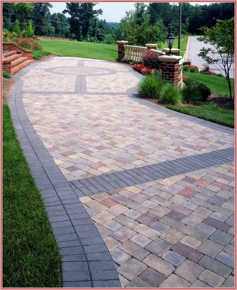 Best Edging For Patio Pavers