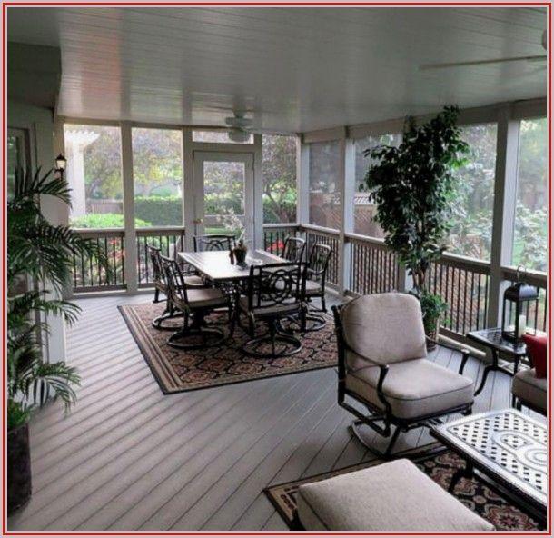 Best Flooring For Enclosed Patio