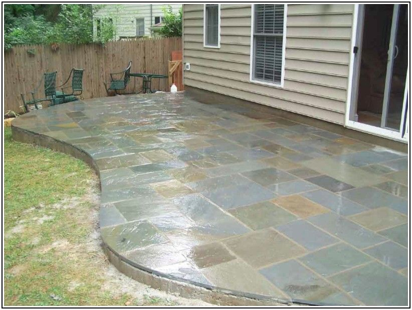 Best Grout For Flagstone Patio