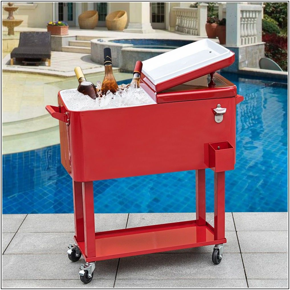 Best Outdoor Patio Cooler Cart