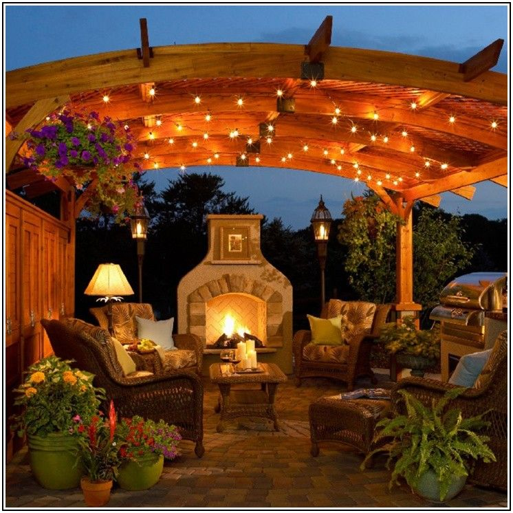 Best Outdoor Patio String Lights