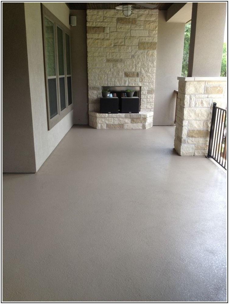 Best Paint For Outdoor Concrete Patio
