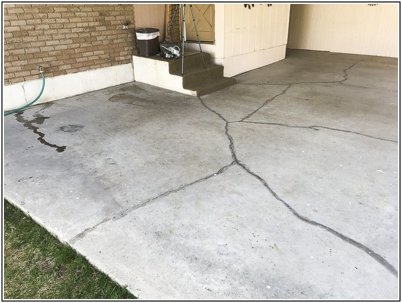 Best Paint For Outside Concrete Patio