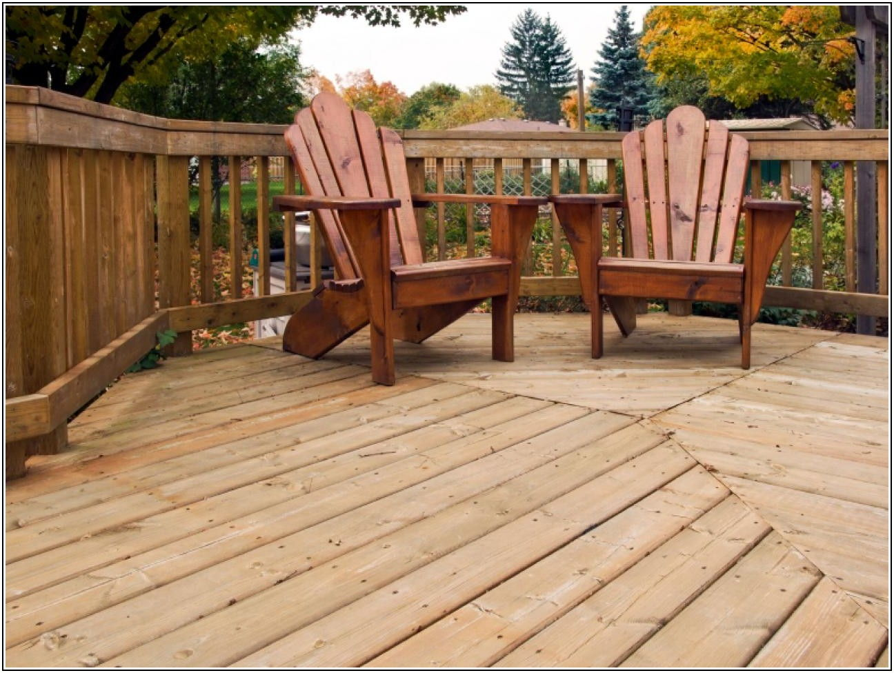 Best Patio Deck Material
