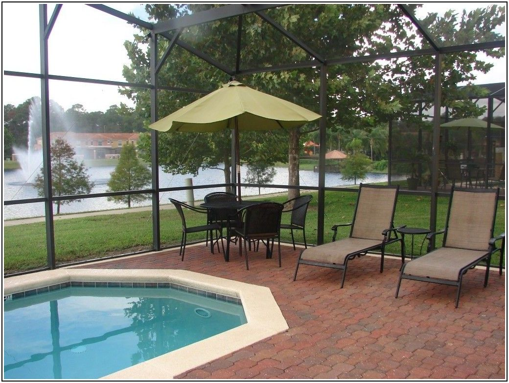 Best Patio Furniture For Salt Water Pool