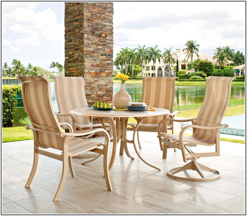 Best Patio Furniture For Small Deck