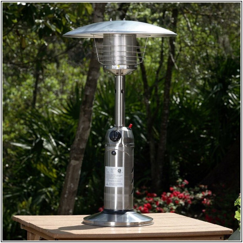 Best Patio Heaters For Windy Areas