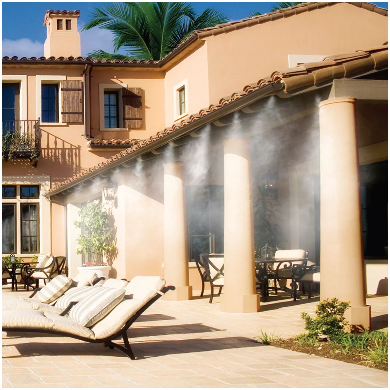 Best Patio Misting System 2019