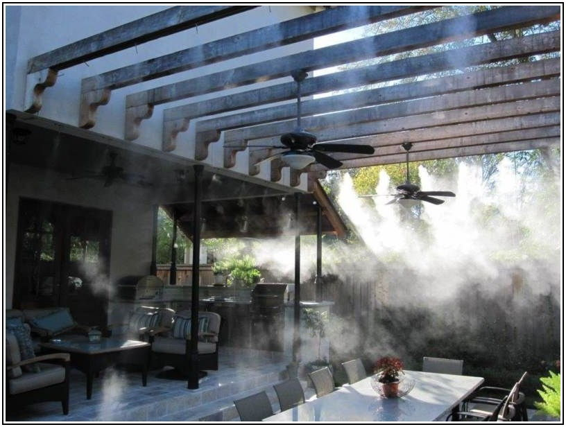 Best Patio Misting System Australia