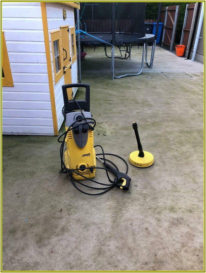 Best Pressure Washer For Patio Cleaning