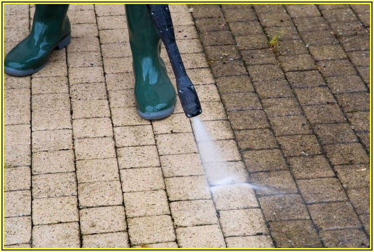 Best Pressure Washer For Patio Slabs