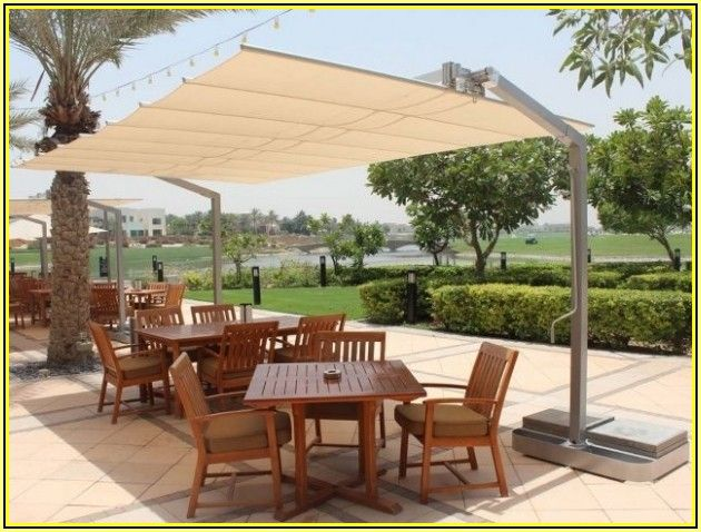 Best Rectangular Patio Umbrella