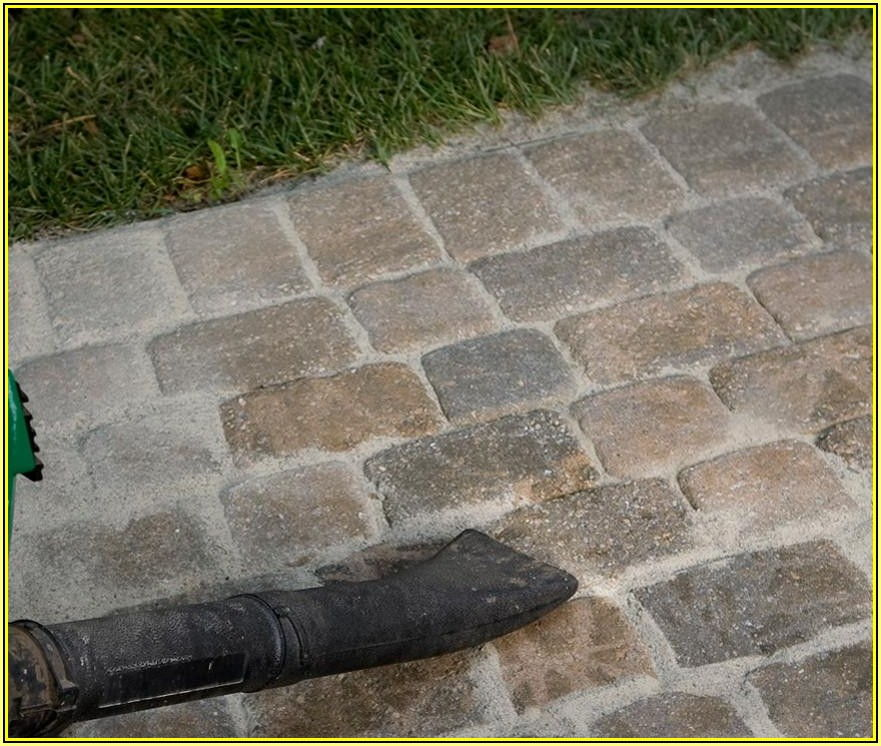 Best Sand For Patio Pavers