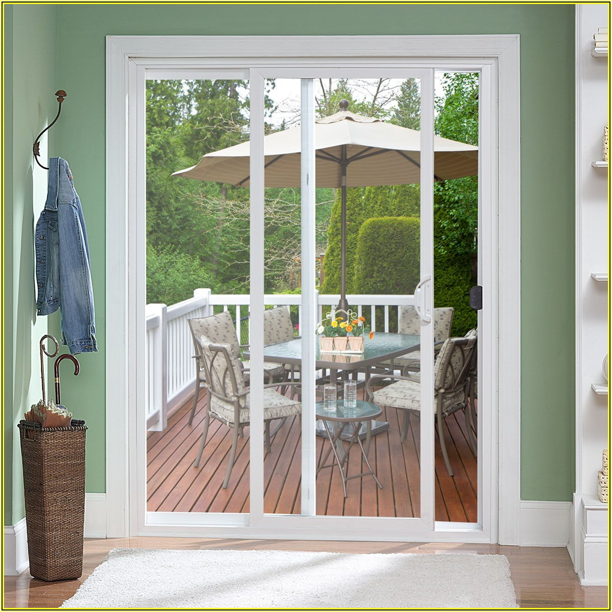 Best Sliding Patio Screen Door