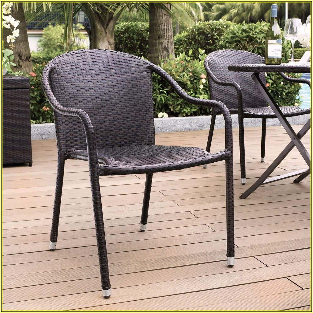 Best Stackable Patio Chairs