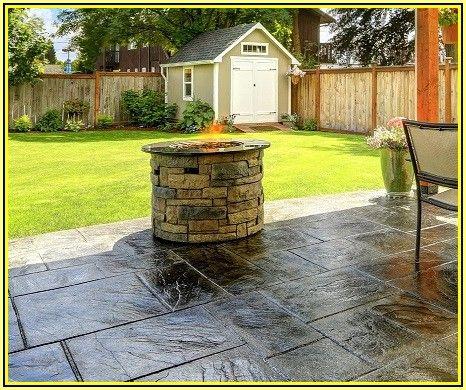 Best Stamped Concrete Patio Sealer